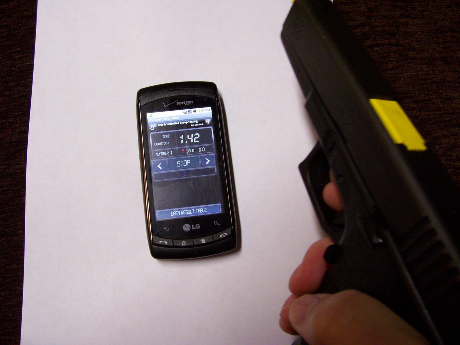 ipsc shot timer app instructions