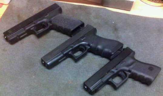 Pistol Choices