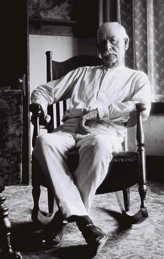 Wyatt Earp at 75 c