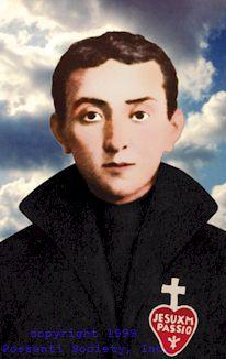 Saint Gabriel Possenti