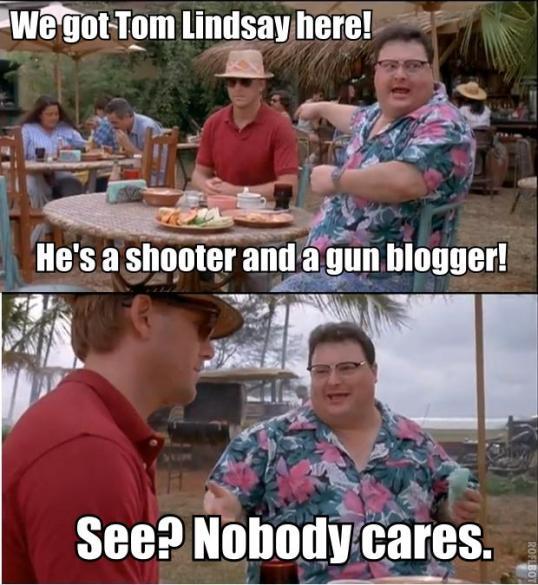 Tom Nobody Cares