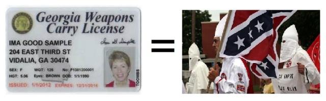 CCW is racist